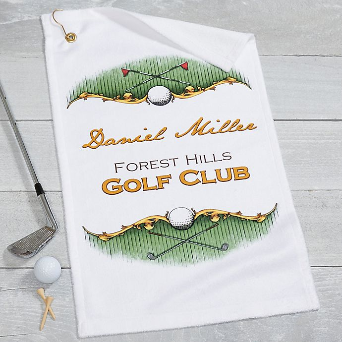 Alternate image 1 for Golf Pro Golf Towel