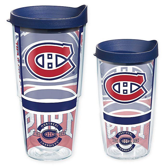 Alternate image 1 for Tervis® NHL Montréal Canadians Wrap Tumbler with Lid