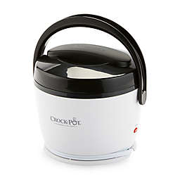 Crock-Pot® 20-Ounce Lunch Crock® Food Warmer in Black