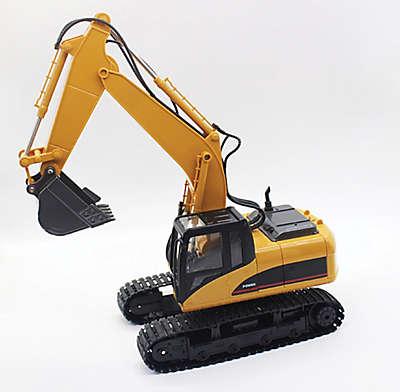 Rivera RC™ Professional Heavy-Duty Excavator in Yellow