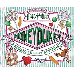 """Honeydukes: A Scratch & Sniff Adventure"" by Daphne Pendergrass and Jenna Ballard"