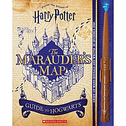 "Scholastic ""Harry Potter Marauder's Guide to Hogwarts"" by Erinn Pascal"