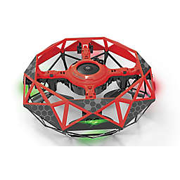 Rivera RC™ Facial Recognition Vortex Drone in Red