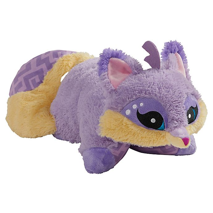 Alternate image 1 for Pillow Pets® Animal Jam Fox Stuffed Plush Toy in Purple