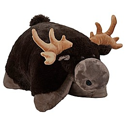 Pillow Pets® Wild Moose Stuffed Plush Toy in Brown