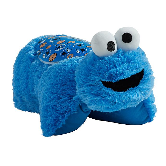 Alternate image 1 for Pillow Pets™ Sesame Street® Cookie Monster Sleeptime Lite Night Light Pillow Pet