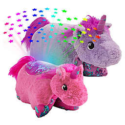 Pillow Pets® 2-Piece Unicorn Pillow and Unicorn Sleeptime Lite Set in Lavender/Pink