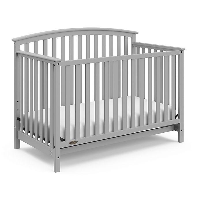 Graco® Freeport 4-in-1 Convertible Crib in Pebble Grey ...