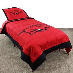 University of Arkansas Comforter Set