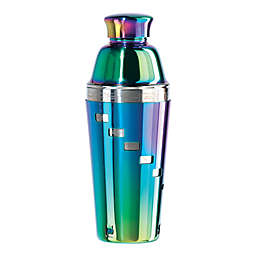 Oggi™ Dial A Drink™ Stainless Steel Cocktail Shaker in Rainbow