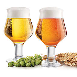 Final Touch® Craft Beer Glasses (Set of 2)
