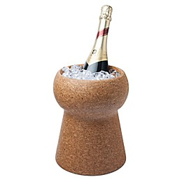 Final Touch® 3 qt. Champagne Cork Ice Bucket