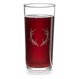 Luminarc Rustic Antler Cooler Glasses (Set of 4)