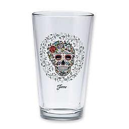 Fiesta® Halloween Sugar Skull and Vine Cooler Glasses (Set of 4)