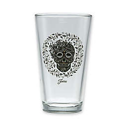 Fiesta® Halloween Skull and Vine Cooler Glasses (Set of 4)