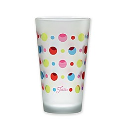 Fiesta® Dots Frosted Cooler Glasses (Set of 4)