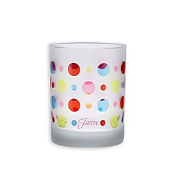 Fiesta® Dots Frosted Double Old Fashioned Glasses (Set of 4)