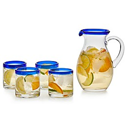 Libbey® Sangria Rocks 5-Piece Glass and Pitcher Set