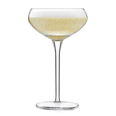 Libbey® Signature Kentfield Glass Coupes (Set of 4)