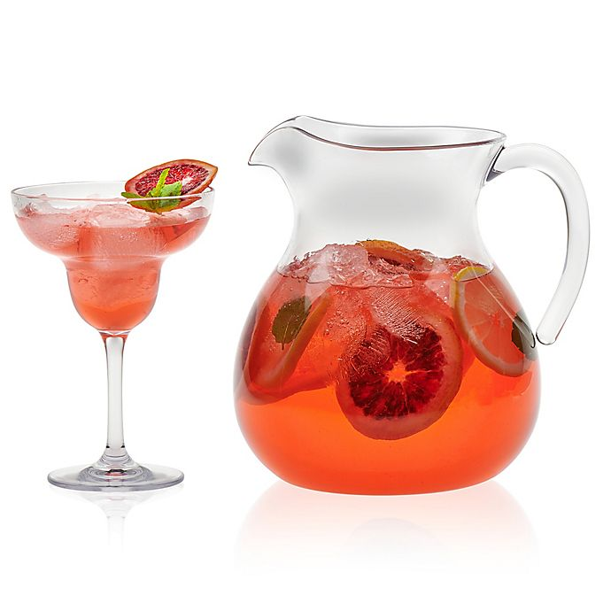 Alternate image 1 for Libbey® Indoors Out 7-Piece Margarita Pitcher and Glasses Set