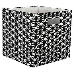 Design Imports Honeycomb 11-Inch Storage Cube
