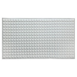 SlipX Solutions® Pillow Top Safety Bath Mat