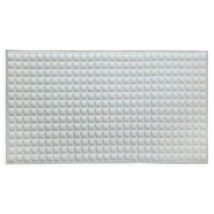 Mildew Resistant Cloud Bath /& Shower Mat Soft Comfortable Mat with Suction Cups