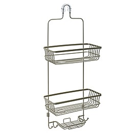 ORG Over the Shower LockTop Caddy