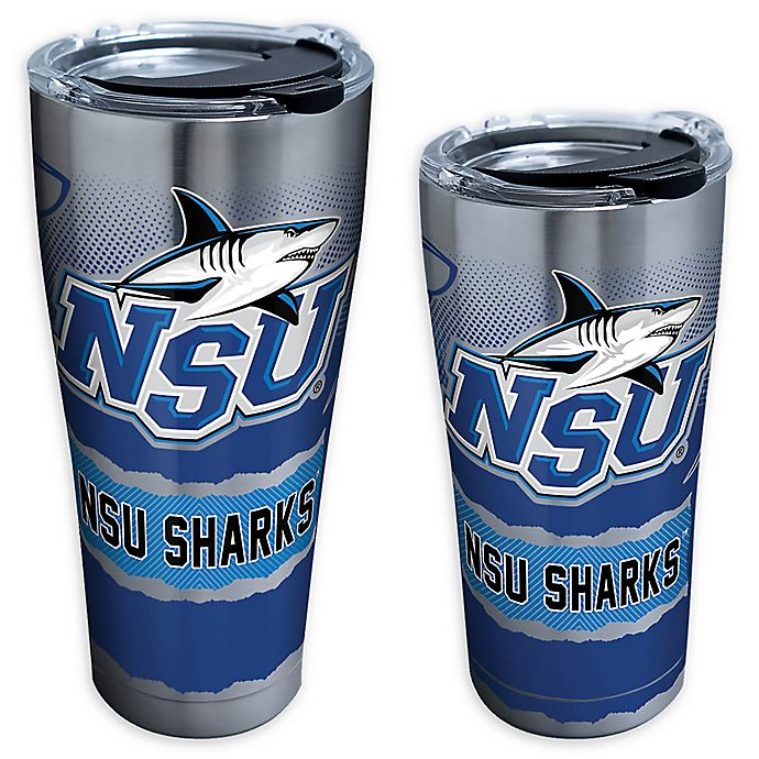 Alternate image 1 for Tervis® Nova Southeastern University Knockout Stainless Steel Tumbler with Lid