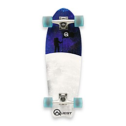 Quest Fishtail Campus Cruiser Board