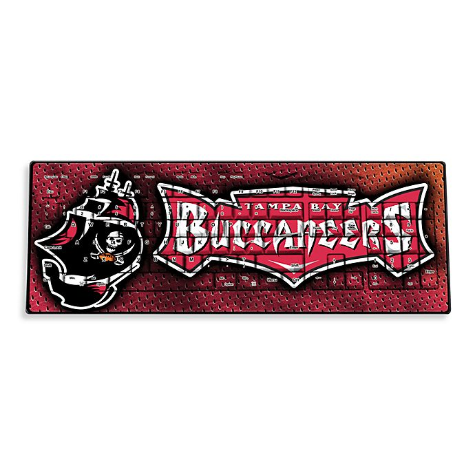 NFL Tampa Bay Buccaneers Wireless Keyboard  9ce17ca74