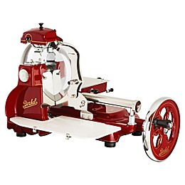Berkel Volano B3 Flywheel Slicer in Red