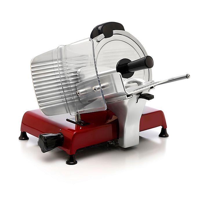 Alternate image 1 for Berkel Red Line 220 Electric Food Slicer