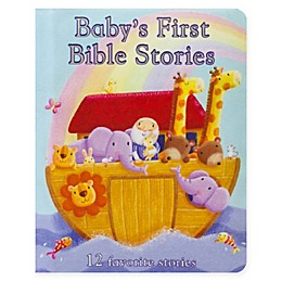 """Baby's First Bible Stories"" Board Book"