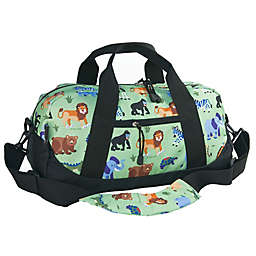 Wildkin Wild Animals Duffel Bag in Green
