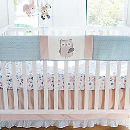 Levtex Baby® Everly Crib Rail Guard in Pink/Blue