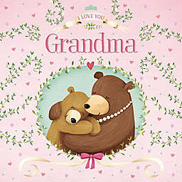 """I Love You Grandma"" by IglooBooks"