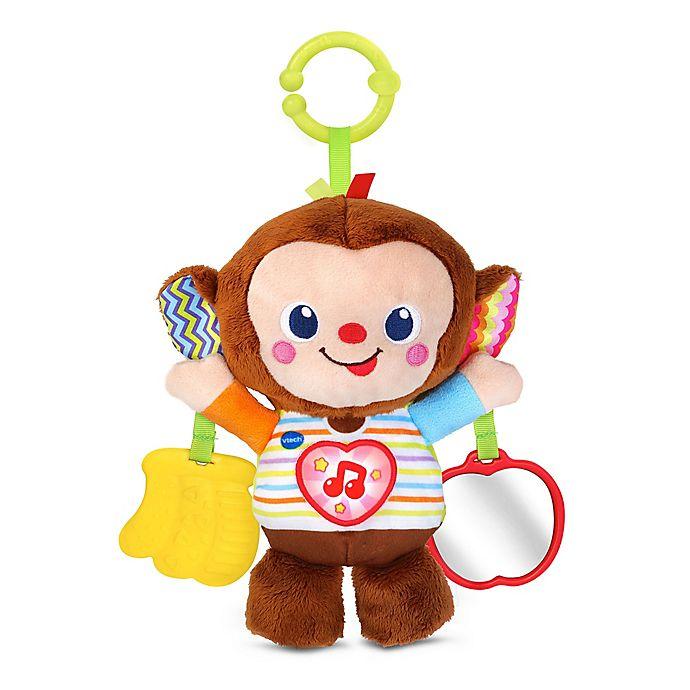 Alternate image 1 for VTech® Cuddle & Swing Monkey™