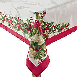 Garland and Bells Tablecloth