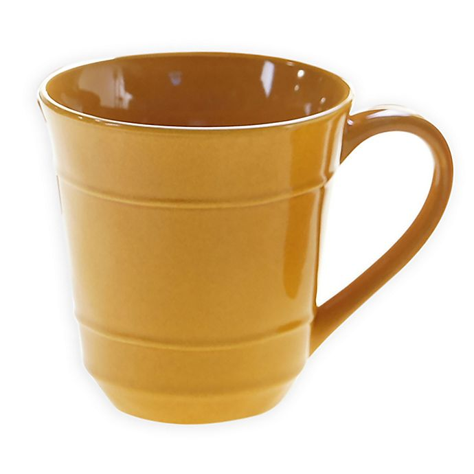 Alternate image 1 for Certified International Orbit Mugs in Pumpkin (Set of 6)