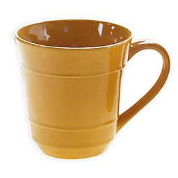 Certified International Orbit Mugs in Harvest Gold (Set of 6)