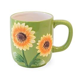 Boston International Sunflower Mug