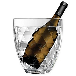 Prodyne Diamond-Cut Wine Bucket