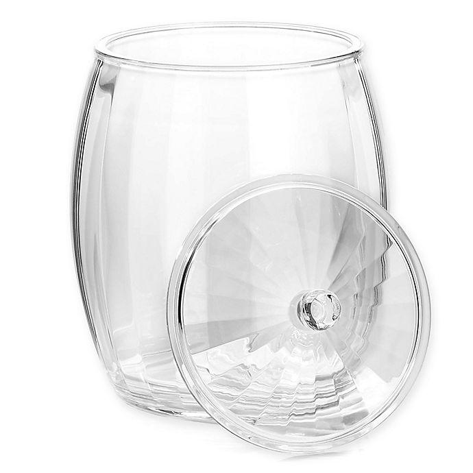 Alternate image 1 for Prodyne Acrylic Double Wall Ice Bucket with Lid
