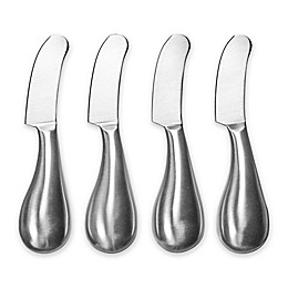 Prodyne Cheese Knives in Stainless Steel (Set of 4)