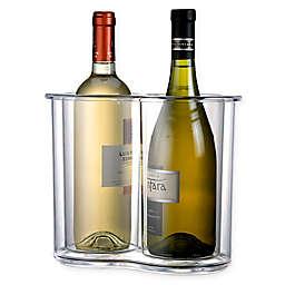 Prodyne 2-Bottle Clear Wine Cooler