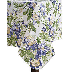 Waverly Alexis 60-Inch x 102-Inch Oblong Indoor/Outdoor Tablecloth