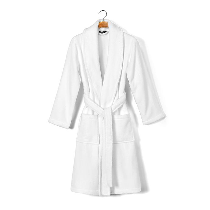 Alternate image 1 for Casual Avenue Fibrosoft® Unisex Robe