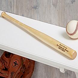 Personalized Write Your Own Mini Baseball Bat