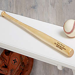 Personalized Write Your Own Mini Baseball Bat